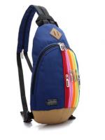 กระเป๋าสะพายเป้น่ารักๆ พร้อมส่งสีฟ้าและสีชมพู