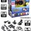 กล้องติดหมวก Action Camera HD 720P สีขาว thumbnail 13