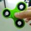 handspinner ของเล่นคลายเครียด ราคาถูก สีเขียวอ่อน thumbnail 1