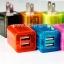ที่ชาร์จ 2 USB Charger มีไฟกระพริบ thumbnail 2