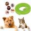 dooda ปลอกคอ สุนัข แมว ไล่เห็บ หมัด ไร และยุง สีเขียวอ่อน thumbnail 1
