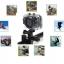 กล้องติดหมวก Action Camera HD 720P สีขาว thumbnail 10