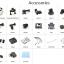 กล้องติดหมวก Action Camera สีดำ thumbnail 12