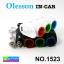 ตัวเพิ่มช่องที่จุดบุหรี่ 3 ช่อง + 2 USB Olesson NO.1523 ราคา 150 บาท ปกติ 375 บาท thumbnail 1