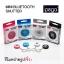 รีโมทถ่ายรูปไร้สาย (จิ๋ว) iPega mini Bluetooth remote shutter thumbnail 1