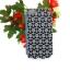 เคสไอโฟน5/5S เคสฝาพับ ลายดอกไม้สีดำ thumbnail 7