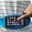 กระเป๋าแบบคาดเอวแนวสปอร์ต สำหรับไอโฟน และแอนดรอยด์ หน้าจอไม่เกิน 5.5 สีชมพุู thumbnail 6