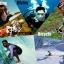 กล้องติดหมวก Action Camera HD 720P สีขาว thumbnail 12