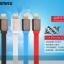 สายชาร์จ remax Cable สำหรับ iOS สีฟ้า กลิ่นหอม thumbnail 2