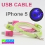 สายชาร์จ iPhone 5/5S, 6/6 Plus LED ลดเหลือ 75 บาท ปกติ 180 บาท thumbnail 1