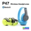 หูฟัง บลูทูธ P47 Wireless Headphones ราคา 310 บาท ปกติ 780 บาท thumbnail 1
