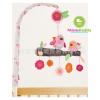 โมบายตุ๊กตาผ้าติดเตียง Skip Hop Tree Top Friends Musical Mobile สีชมพู