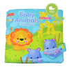 หนังสือผ้า Baby Animal Fisher price