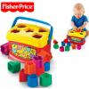 Fisher Price บล็อคหยอด ของเล่นเสริมพัฒนาการสำหรับเด็ก Fisher Price Brilliant Basics