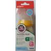ขวดนม Pigeon BPA FREE (PP) แบบคอกว้าง ขนาด 5oz + จุกนมเสมือนมารดารุ่นพลัส ไซส์ SS สีเหลือง