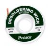 Desolder wick แถบซับตะกั่ว (Pro's Kit) ความหนา2.0mm ความยาว1.5เมตร น้ำหนัก13กรัม