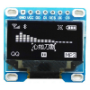 "OLED Display Module 0.96"" 128X64 (White Color) - SPI / I2C Interface"