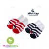 ถุงเท้าเด็กข้อสั้น allo&lugh มีพื้นกันลื่น ขนาด 12-15cm