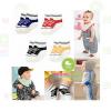 ถุงเท้าเด็กลายรองเท้าผ้าใบ มีพื้นกันลื่น ขนาด 9~12cm & 12~15cm เซต 4 คู่