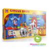 ตัวต่อเลโก้การแสดงสัตว์ Circus Show จำนวน 65 ชิ้น