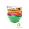 Munchkin ชุดถ้วย 5 สี เสริมพัฒนาการการรับประทานอาหาร