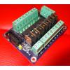 8 DC 24V I/O ( Input แบบ TTL 10P IDE และ Terminal low triger )