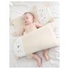หมอนหนุนศรีษะเด็ก กันสะดุ้ง Organic Pillow 2 in 1