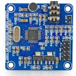โมดูลเล่นเพลง MP3 / WMA / WAV / MIDI Player Module (VS1003) MP3 Module for Arduino