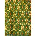ผ้าถุงเอมจิตต์ ec3626 เขียว