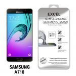 ฟิล์มกระจกนิรภัย Samsung A710 Excel