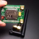 GPS + GPRS Module A7 Breakout