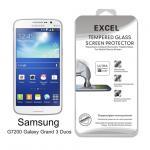ฟิล์มกระจกนิรภัย Samsung G7200 Galaxy Grand 3 Duos