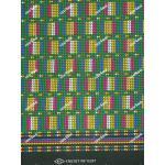 ผ้าถุงเอมจิตต์ ec10387 เขียว