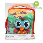 หนังสือนิทาน Lamaze-Peek-a-Boo Forest