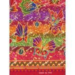 ผ้าถุงเอมจิตต์ ec9946 แดง