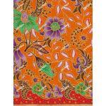 ผ้าถุงเอมจิตต์ ec11449 ส้ม