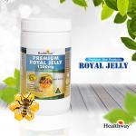 Healthway Royal Jelly 1200 mg เฮลธ์เวย์ รอแยล เจลลี่ นมผึ้งคุณภาพพรีเมี่ยมที่สุด จากออสเตเลีย ส่งฟรี EMS