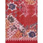 ผ้าถุงแม่พลอย mp11245 แดง