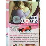 Maxi Doomz แม็คซี่ดูม เซท3แผง 255บาท เฉลี่ย 85 บ.