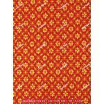 ผ้าถุงเอมจิตต์ ec10330A แดง