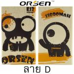 ORSEN E12 Cartoon 11000 mAh ลาย D