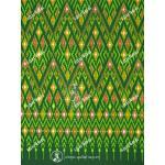 ผ้าถุงแม่พลอย mp2329 เขียว