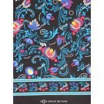 ผ้าถุงเอมจิตต์ ec10429 ดำฟ้า