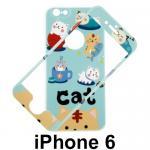 เคส iPhone 6 YOTOO 2in1 ลายแมว เขียว