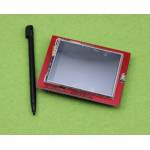 LCD TFT 2.4 inch with Touchscreen and Stylus (SD card)