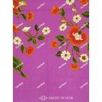 ผ้าถุงเอมจิตต์ ec10338 ม่วงดอกรัก