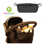 กระเป๋าช่องใส่ของแขวนติดรถเข็น Stroller Tray