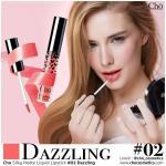 Cho silky matte liquid lipstick 02 Dazzling