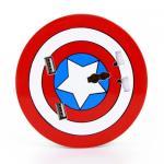 ปลั๊ก USB SOCKET A81 ลาย Captain America