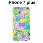 เคส KUtis 2in1 เรืองแสง iPhone 7 Plus SK8 OR DIE